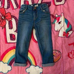Girls boyfriend jeans